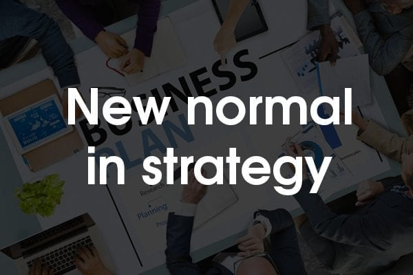 Bootcamp New Normal in strategy