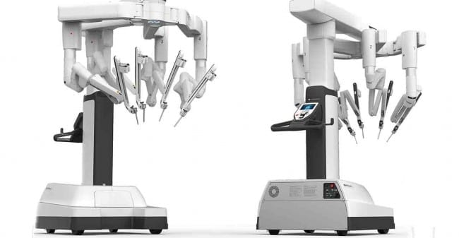 zorg robot ziekenhuis