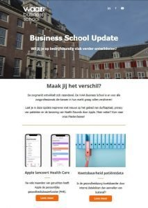 Business School Update