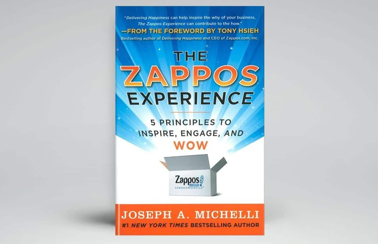 Boek van de maand Zappos