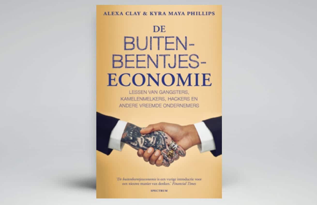 Boek van de maand Buitenbeenteseconomie