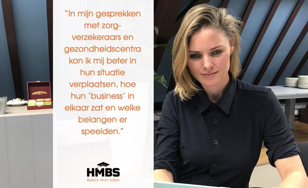 Quotes testimonials MBA Elize van Ballegooie