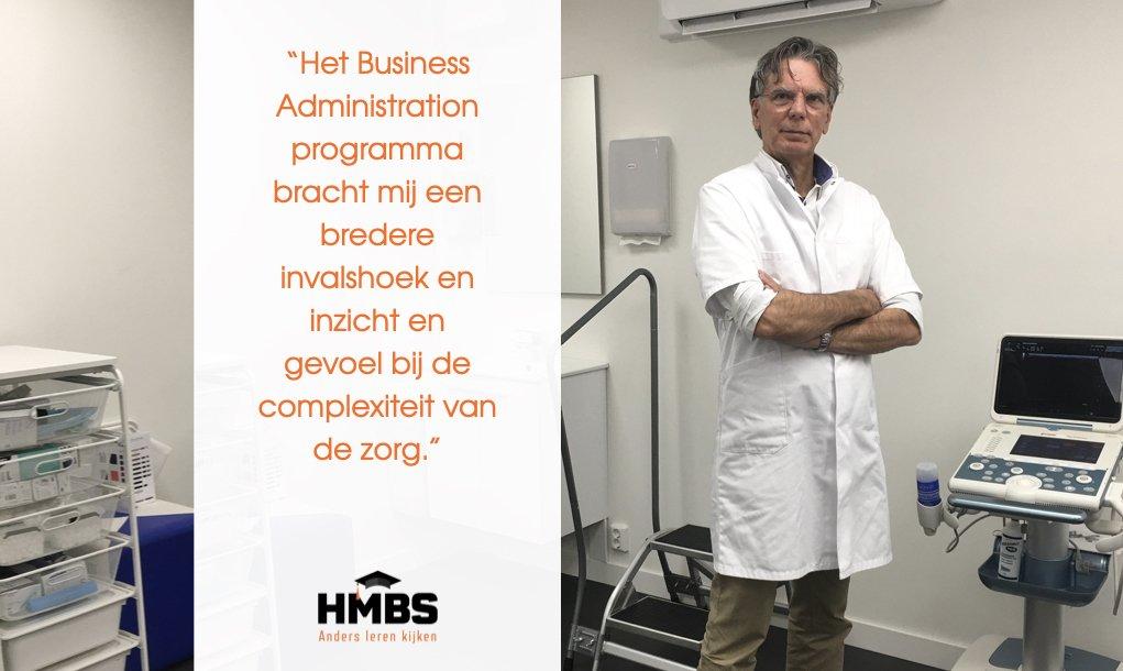 Vaatchirurg Allan Vafi Business Administration