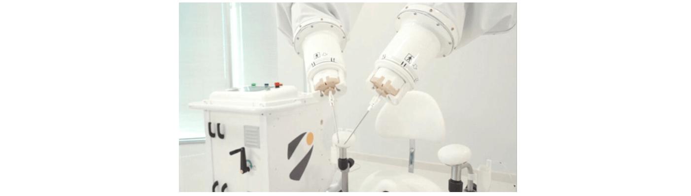 Symani NanoWrist Instruments