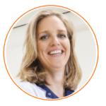 Kindertandstarts tandarts-pedodontoloog Wilma Vogels Kindertand